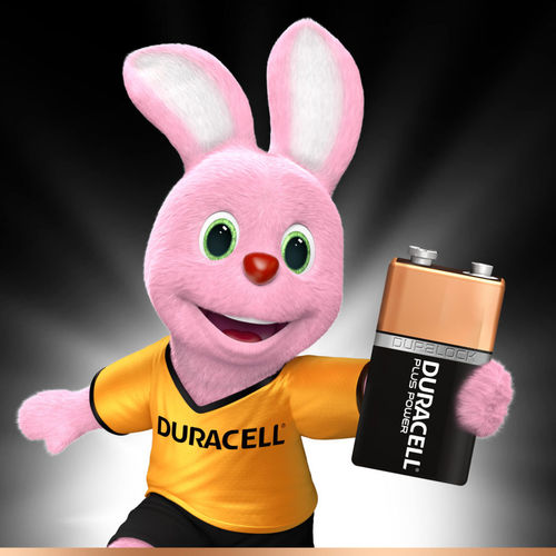 DURACELL Plus Power MN 1604 9V BL1