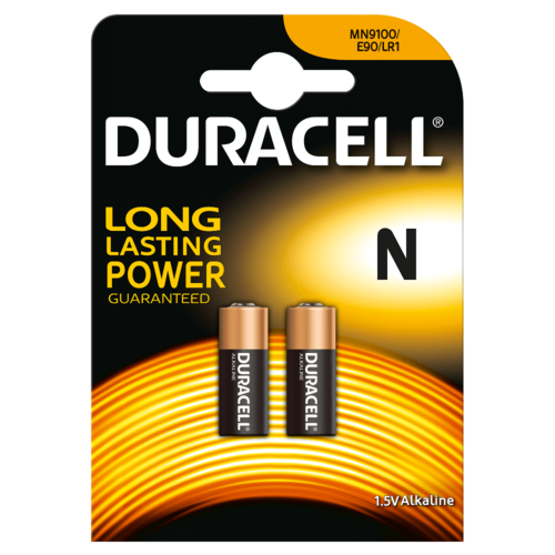 DURACELL MN9100 Lady LR1 Size BL2