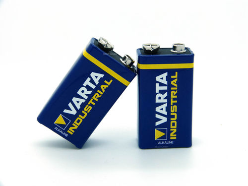 VARTA Industrial 4022 9V Block Lose