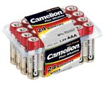 CAMELION Plus Alkaline AAA Box24 1,5V
